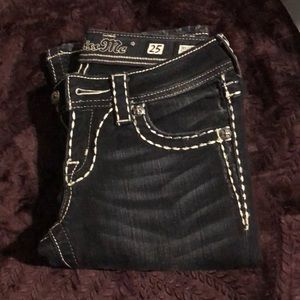 Miss Me bootcut jeans 25